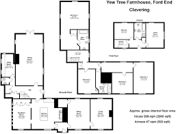 4 bedroom farm house to rent in yew tree farm ford end clavering