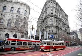 Political Ads Banned From San Francisco Buses Trains Sf Muni Plans 25 Cent Surcharge For Riders Paying Sfgate