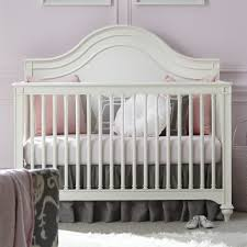 Solid Back Panel Convertible Cribs Crib With Solid Back Panel Curtain Ideas
