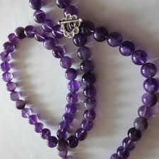 amethyst necklace beads images Antique and vintage amethyst jewelry collectors weekly jpg