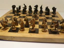 my chess sets malawi animal pieces allanbeardsworth