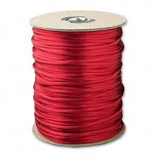 rattail cord 432 foot section 2mm rat satin cord rattail mountain