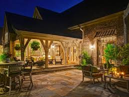 Covered Patio Designs Pictures by Paver Patios Hgtv