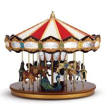 mr grand jubilee carousel box