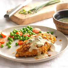 country chicken with gravy recipe taste of home