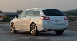 peugeot 508 sw peugeot 508 relaunched now with five variants including hdi