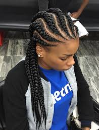hairstlye of straight back 70 best black braided hairstyles that turn heads in 2018