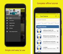 audacity apk audacity tutorial offline apk version 3 0
