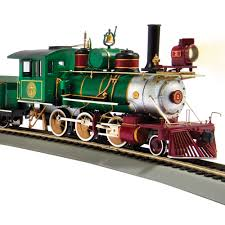 the only thomas kinkade electric train hammacher schlemmer