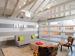 garage room 15 home garages transformed into beautiful living spaces living