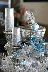blue silver decorations ghanko