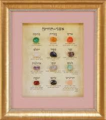 hoshen stones hoshen gems decorative wall hanging hoshen stones hoshen stones