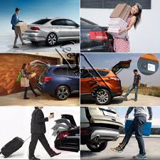 lifted subaru xv car electric tail gate lift special for subaru xv easily for you