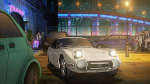 renault alpine a310 evangelion senpai u0027s seven favorite cars in anime anime club after dark