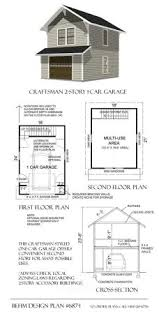 Garage Blueprints Two Story Garage Plans Ready To Use Pdf Garage Plans By Behm