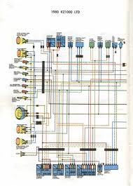 1977 kz650 wiring diagram diagram wiring diagrams for diy car