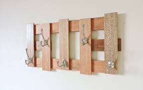 wooden coat rack perfect in my view home painting ideas