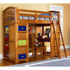 bunk beds queen loft bed with desk full size loft bed walmart