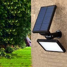 Solar Outdoor Lighting Solar Power Smart Led Light For Commercial And Residential
