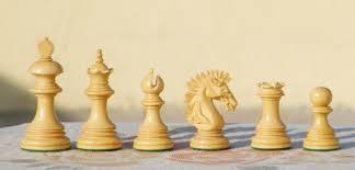 k0090 u2013 premium quality luxury chess pieces in 3 25 u2033 king size