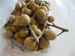 lychee fruit inside lychee turning veganese