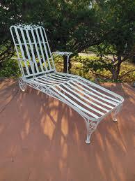Woodard Vintage Wrought Iron Patio Furniture by Woodard Briarwood Wrought Iron Patio Set Refinish Iron Patio