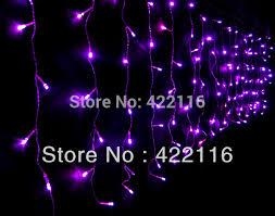 3 5m 100 purple led holiday fairy christmas lights string strip