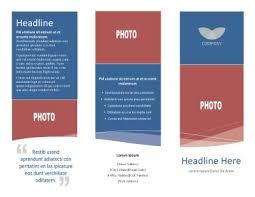 volunteer brochure template template tri fold brochure
