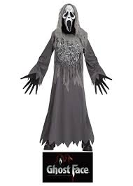 ghost face soul reaper boys costume scary costumes