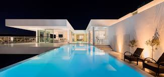 Bauhaus Home by Villa Escarpa Stunning Bauhaus Style Home Algarve Portugal 10
