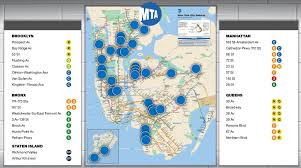 New York Mta Map New York City Mta To Completely Close 30 Subway Stations For