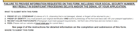important correction passports required to enter and leave u s