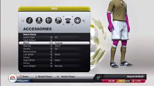 fifa 14 all hairstyles fifa 13 how to change the colour of your virtual pro should