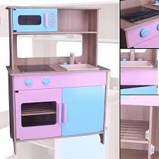 kinderk che holz rosa habeig kinderküche 783 spielküche küche holzküche kinder