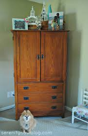 Living Room Armoire Decorating Top Of Armoire Google Search Decorating Pinterest