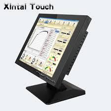 le de bureau tactile 23 6 16 9 bureau moniteur à écran tactile affichage avec écran