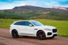 jaguar f pace blacked out first drive review 2017 jaguar f pace an apple a day car aganza