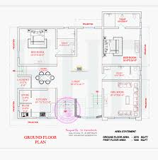 north indian unique floor plan kerala home design and floor plans