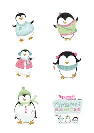 7 best images of cute penguin christmas printables cute