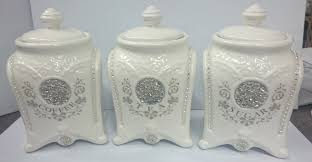 french kitchen canisters french country kitchen ceramics