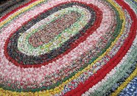 Crochet Oval Rag Rug Pattern Reminiscing About Rag Rugs U2013 Q Is For Quilter