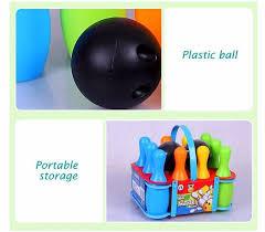 12pcs toys for boys plastic bowling balls