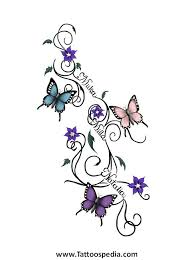 free butterfly designs to print 1