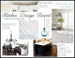 new kitchen design board ask anna