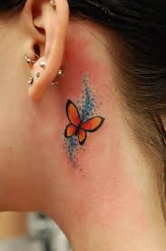 butterfly tattoo for back 19 best small butterfly tattoos on hip images on pinterest small