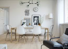 nordic small fresh home design interior design