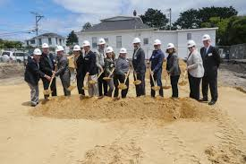 much needed affordable housing for seniors breaks ground in