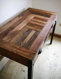 Diy Office Desks Best 25 Pallet Desk Ideas On Pinterest Diy Office Desk Desk
