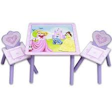 Princess Table And Chairs Disney Princess Furniture Totally Kids Totally Bedrooms Kids