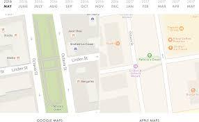 Google De Maps Daueranalyse Google Maps Floriert Apple Maps Steht Still